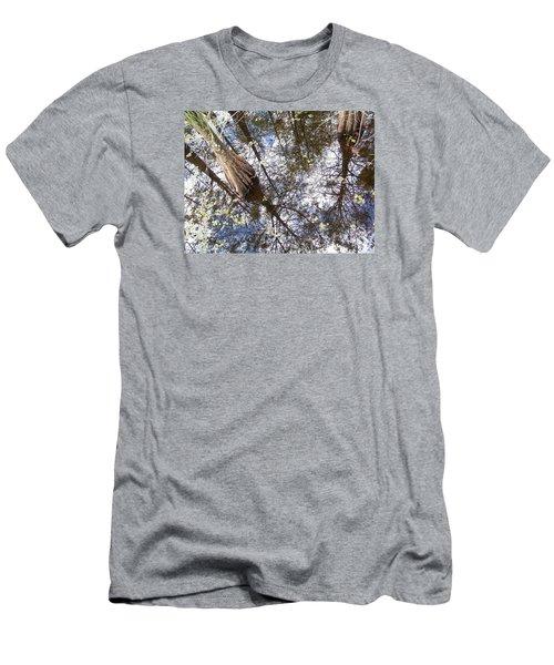 Florida Old Swamp Men's T-Shirt (Athletic Fit)