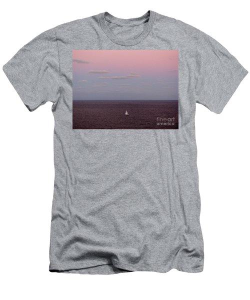 Florida Winter Men's T-Shirt (Athletic Fit)
