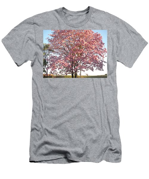 Flourish Men's T-Shirt (Slim Fit) by Beto Machado