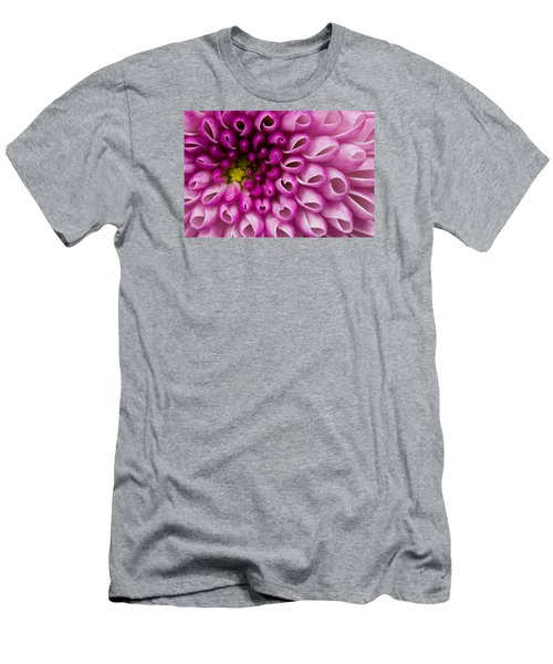 Flower No. 4 Men's T-Shirt (Athletic Fit)