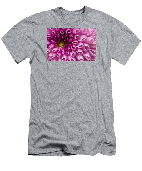 Flower No. 4 Men's T-Shirt (Athletic Fit)