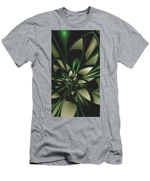 Flower Of Art Men's T-Shirt (Athletic Fit)