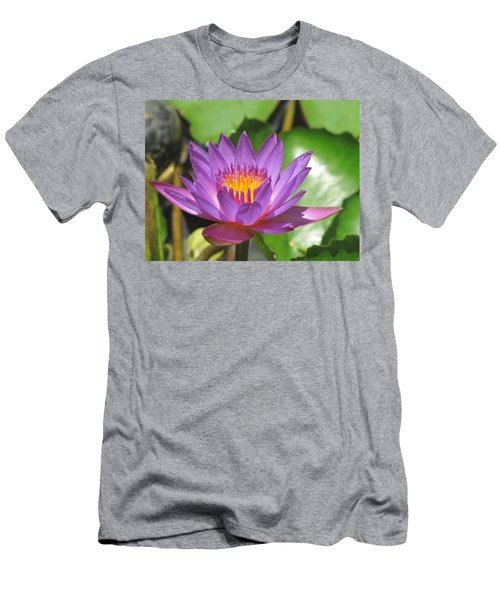 Flower Of The Lilly Men's T-Shirt (Athletic Fit)