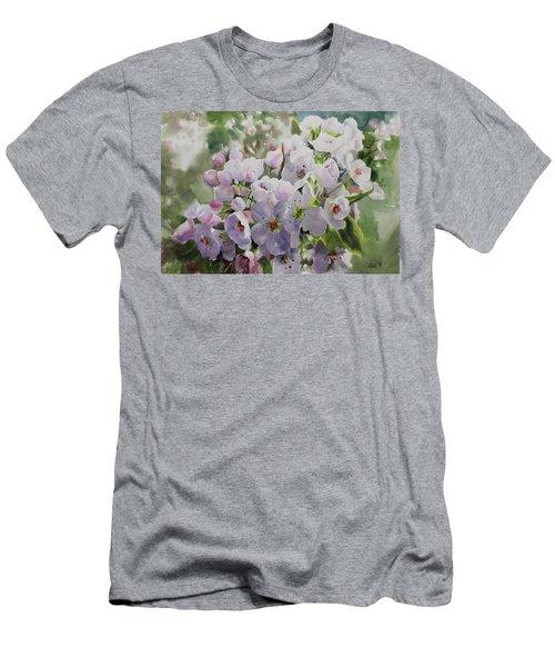 Flower_14 Men's T-Shirt (Athletic Fit)