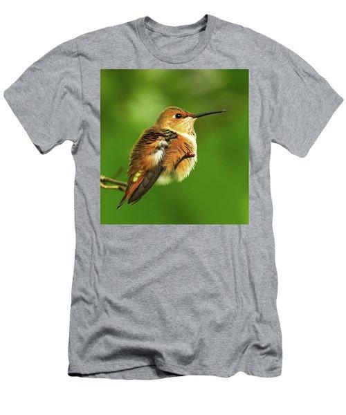 Fluff Ball Men's T-Shirt (Athletic Fit)