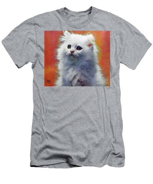 Fluffy Princess Men's T-Shirt (Athletic Fit)