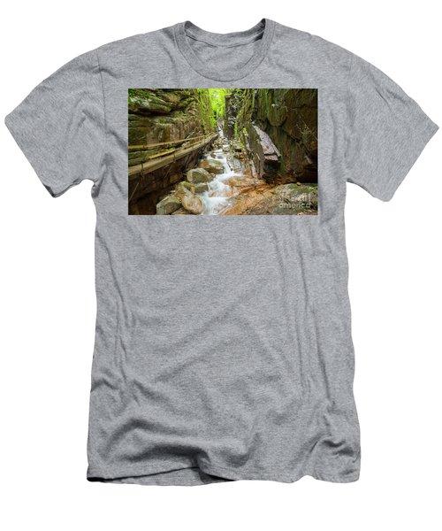 Flume Walkway Men's T-Shirt (Athletic Fit)