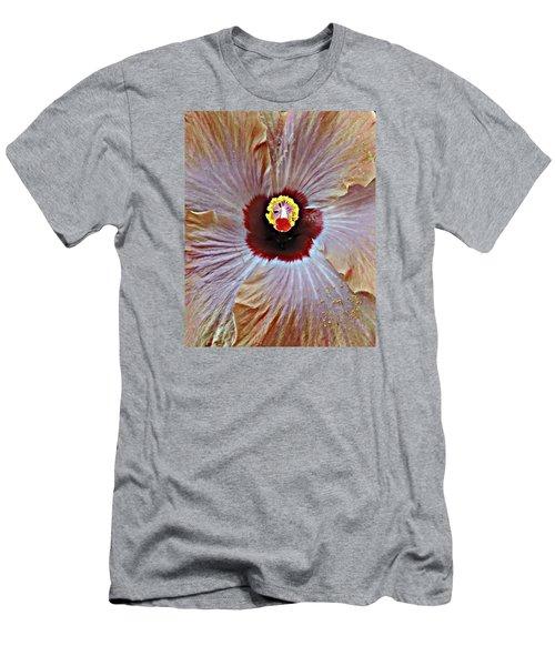 Folding Petals Men's T-Shirt (Athletic Fit)
