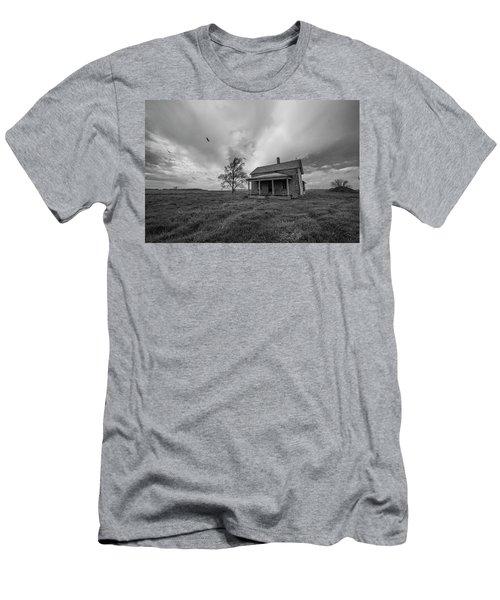 Follow The Buzzards Men's T-Shirt (Athletic Fit)