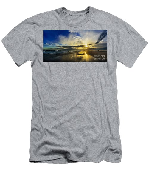 Follow The Sun Men's T-Shirt (Athletic Fit)