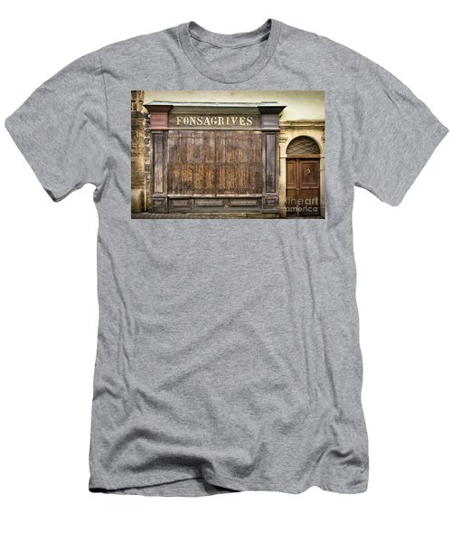 Fonsagrives In Saint-antonin-noble-val Men's T-Shirt (Slim Fit) by RicardMN Photography