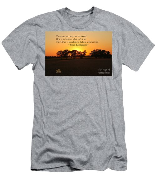 Fooled Men's T-Shirt (Athletic Fit)