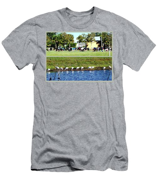 For All Species Men's T-Shirt (Athletic Fit)