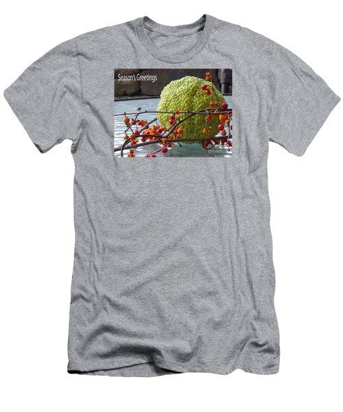 For The Birds Men's T-Shirt (Slim Fit) by Lyric Lucas