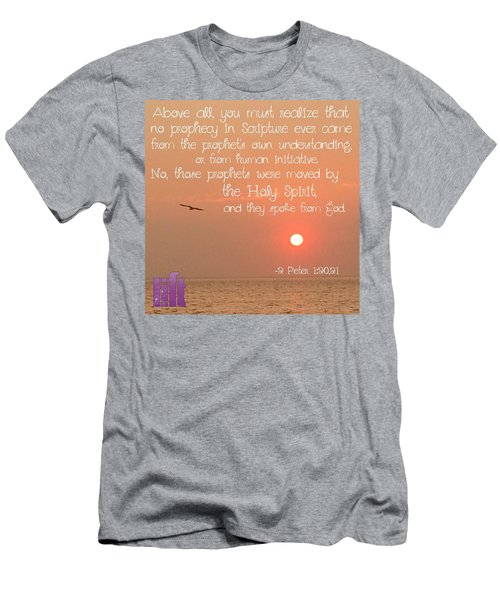 For We Were Not Making Up Clever Men's T-Shirt (Athletic Fit)