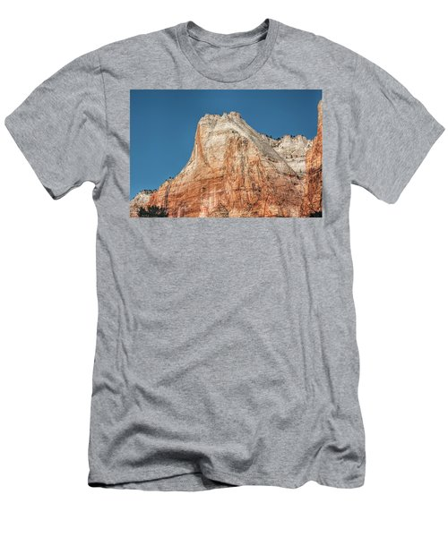 Men's T-Shirt (Athletic Fit) featuring the photograph Forces Of Nature by John M Bailey