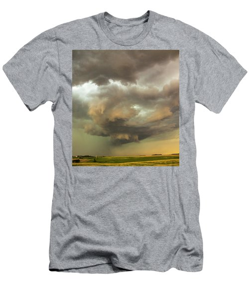 Forces Of Nebraska Nature 028 Men's T-Shirt (Athletic Fit)