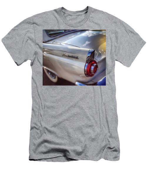 Ford Thunderbird Fender Color 2 Men's T-Shirt (Athletic Fit)