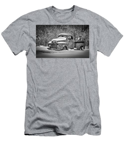 Ford Truck 2016-1  Men's T-Shirt (Athletic Fit)