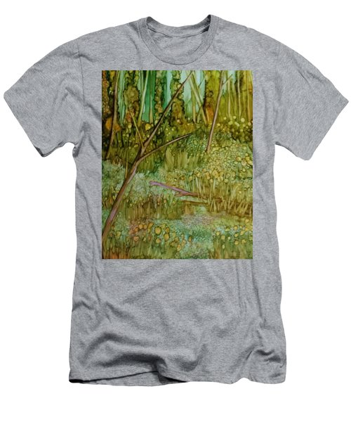 Forest Deep Men's T-Shirt (Athletic Fit)