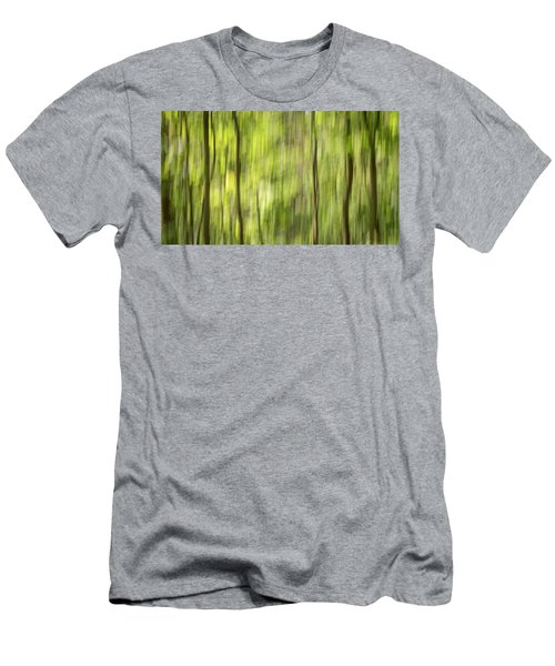 Forest Fantasy 1 Men's T-Shirt (Athletic Fit)