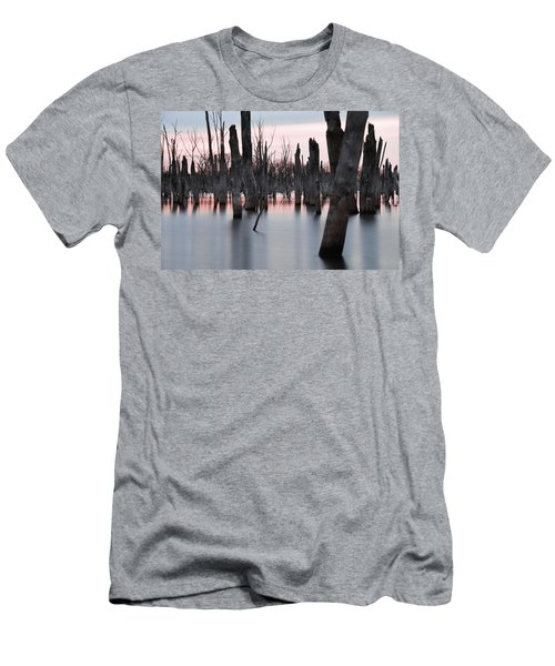 Forest In The Water Men's T-Shirt (Athletic Fit)