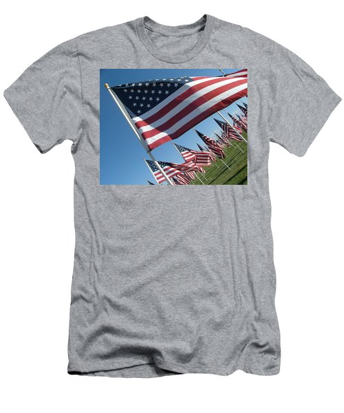 Forever Flags Men's T-Shirt (Athletic Fit)