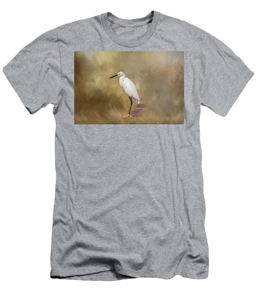 Men's T-Shirt (Athletic Fit) featuring the photograph Forever Watching by Kim Hojnacki