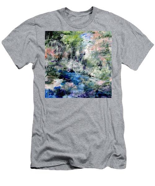 Forgotten Creek  Men's T-Shirt (Athletic Fit)