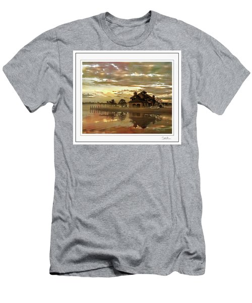 Forked River Six 3 Men's T-Shirt (Athletic Fit)