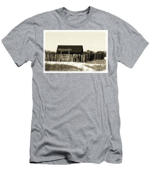 Fort Belmont Men's T-Shirt (Athletic Fit)