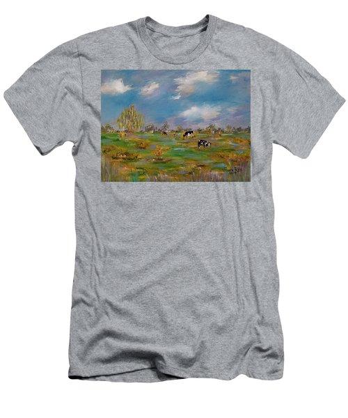 Forty Acres Men's T-Shirt (Athletic Fit)