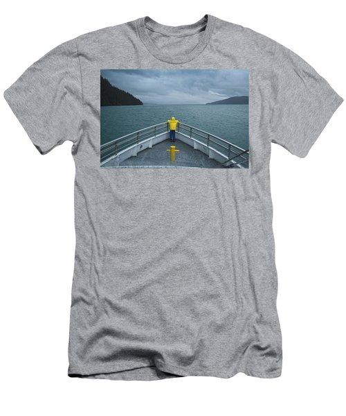 Forward Lookout Men's T-Shirt (Athletic Fit)