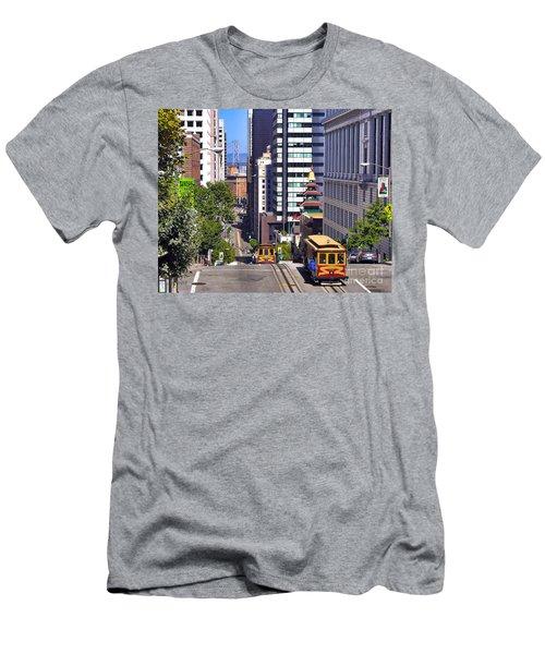 Four Points - San Francisco Men's T-Shirt (Athletic Fit)