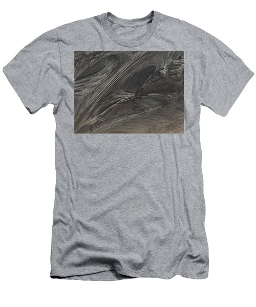 Fractal Structure 004 Men's T-Shirt (Athletic Fit)