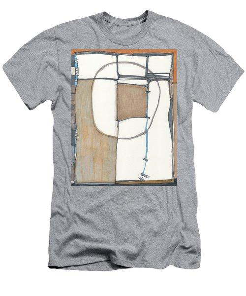 Framed Men's T-Shirt (Slim Fit) by Sandra Church