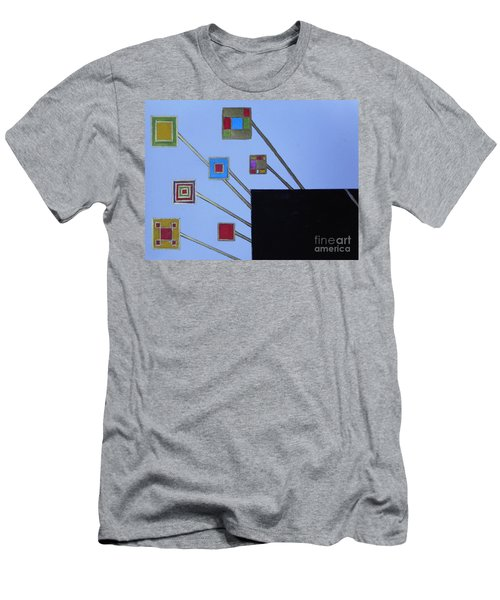 Framed World Men's T-Shirt (Athletic Fit)