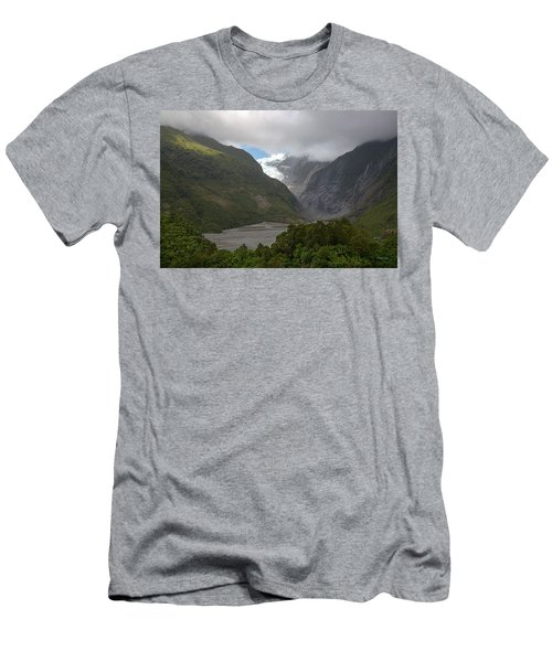 Franz Josef Glacier  Men's T-Shirt (Athletic Fit)