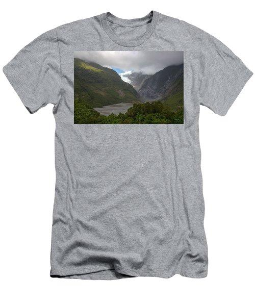 Franz Josef Glacier  Men's T-Shirt (Athletic Fit)