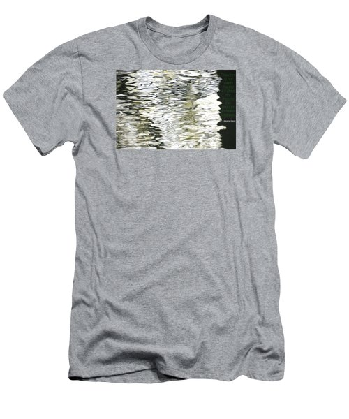 Men's T-Shirt (Slim Fit) featuring the photograph Freedom by David Norman