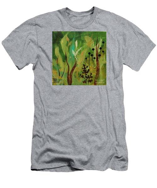Fresh Air  Men's T-Shirt (Slim Fit) by Robin Maria Pedrero
