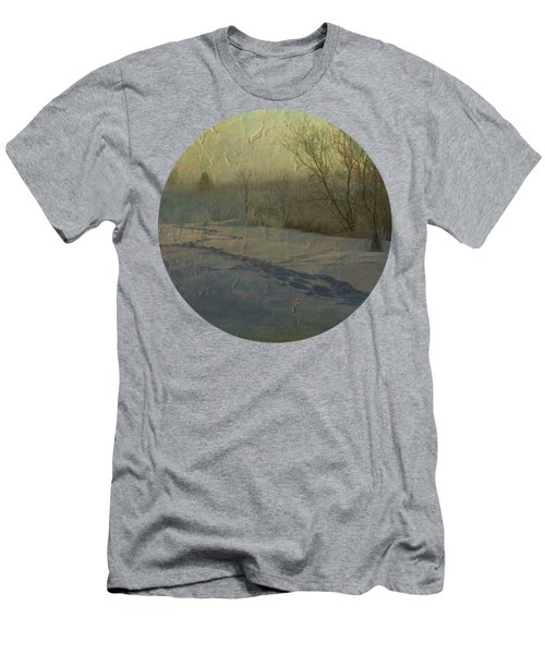 Fresh Tracks Men's T-Shirt (Athletic Fit)