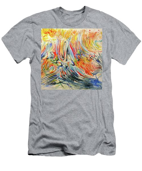 From Soul To Canvas Men's T-Shirt (Athletic Fit)