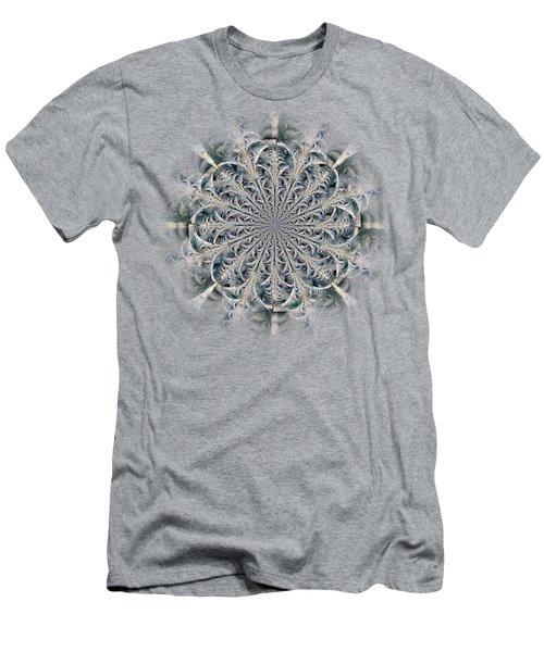 Frost Seal Men's T-Shirt (Slim Fit) by Anastasiya Malakhova