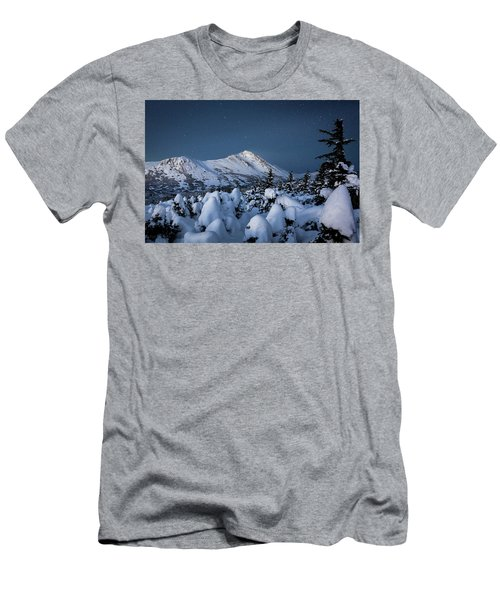 Frosty False Omalley C Men's T-Shirt (Athletic Fit)