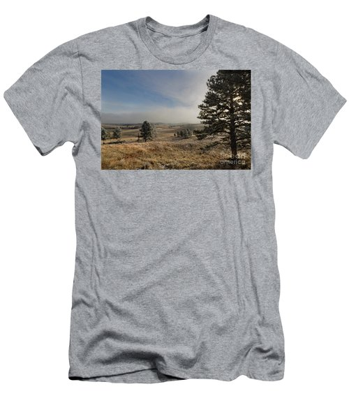 Frosty Morning Men's T-Shirt (Athletic Fit)