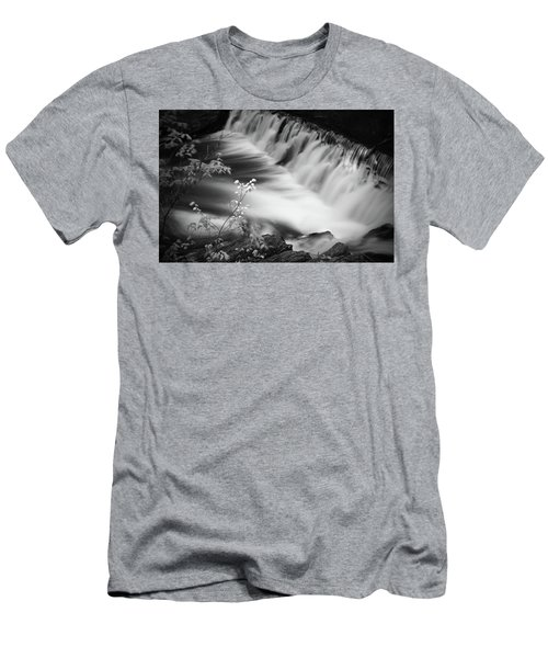 Frothy Falls Men's T-Shirt (Athletic Fit)