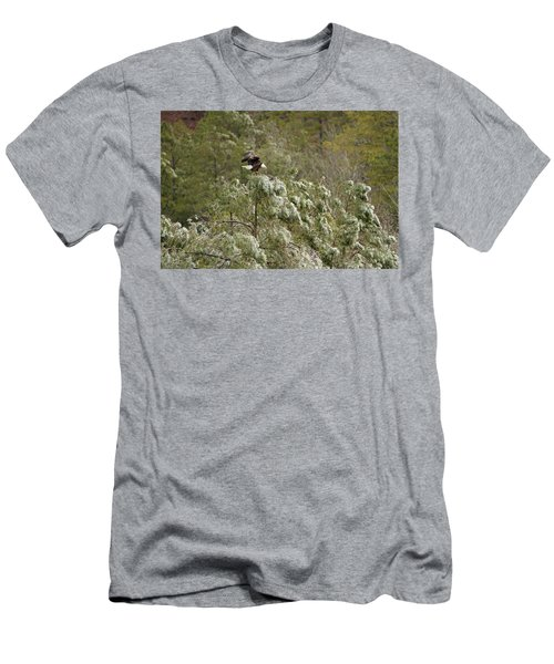 Frozen Call Men's T-Shirt (Athletic Fit)