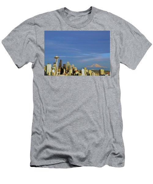 Frpm Kerry Park Too Men's T-Shirt (Athletic Fit)