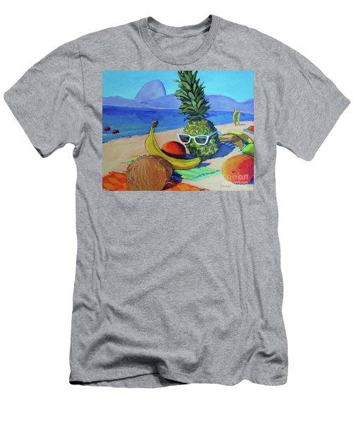 Fruit Of The Carioca Sol Men's T-Shirt (Athletic Fit)